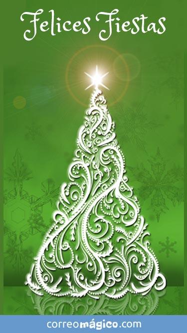 Felices Fiestas para ti y los tuyos