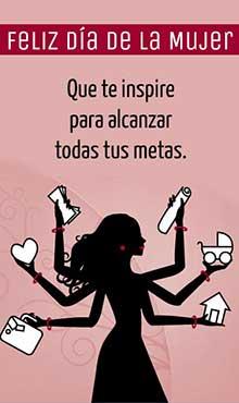 Que te inspire para alcanzar todas tus metas