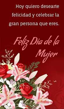 Hoy quiero desearte felicidad y celebrar la gran persona que eres