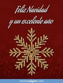 Feliz Navidad y un excelente año