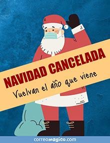 NAVIDAD CANCELADA -  Vuelvan el año que viene