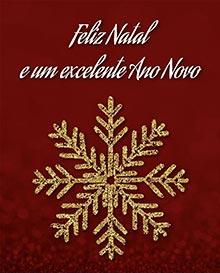 Feliz Natal e um excelente Ano Novo
